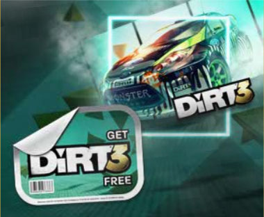 Dirt3 & AMD Bundle Adaption (mehrsprachig)