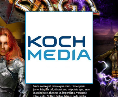 Newsletter Erstellung<br>Koch Media