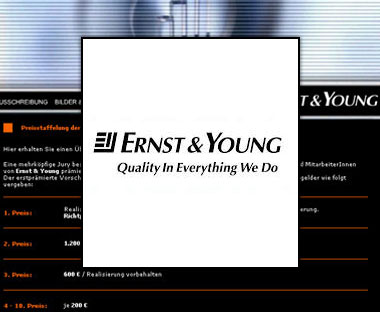 Ernst & Young Microsite